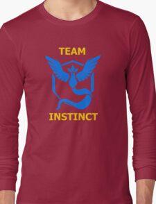Team Instinct...What?EnColour Long Sleeve T-Shirt