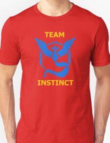Team Instinct...What?EnColour Unisex T-Shirt