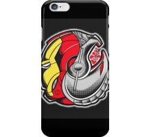 Ironman/Ultron Yin Yang iPhone Case/Skin