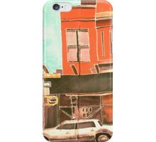 Franklin St iPhone Case/Skin