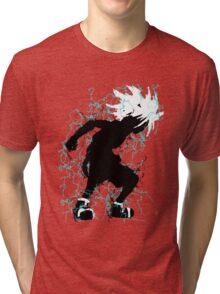 Hunter x Hunter Killua Tri-blend T-Shirt