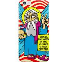 Saint Andrew iPhone Case/Skin