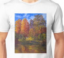 Autumn Impression, On the Lagan Unisex T-Shirt