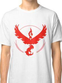 Pokemon GO - Team Valor Classic T-Shirt