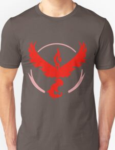 Pokemon GO - Team Valor Unisex T-Shirt