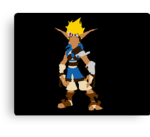 Jak-Jak and Daxter The precursor legacy  Canvas Print