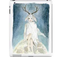 Lunar Jackalope iPad Case/Skin