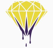 "Diamond ""Lakers"" by thesupremelife"