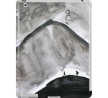 Paper Scrolls (6) Bleak iPad Case/Skin