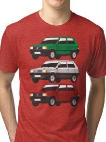 Fiat Panda first generation Tri-blend T-Shirt