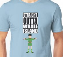 Gon from Whale Island Unisex T-Shirt