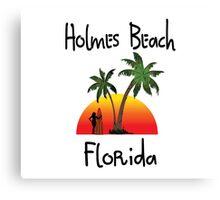 Holmes Beach Florida Canvas Print