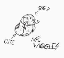 Wiggle Achoo! - Wildstar-Shirt Kids Clothes