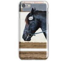 Dressage Horse Show iPhone Case/Skin