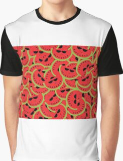 Watermelon Party Graphic T-Shirt