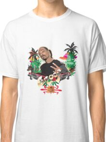 Snoop dogg - plain background Classic T-Shirt