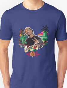 Snoop dogg - plain background Unisex T-Shirt