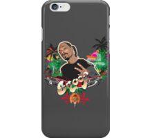 Snoop dogg - plain background iPhone Case/Skin