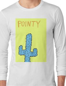 Pointy Long Sleeve T-Shirt