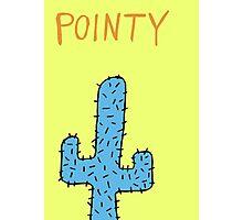 Pointy Photographic Print