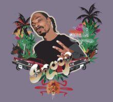 Snoop Dogg tee  by MsShyne