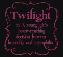 Anti Twilight by sadisticstyles