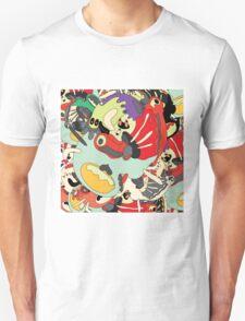 crabby catcher Unisex T-Shirt