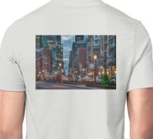 The St. Lawrence Market Area of Toronto at Holiday Time Unisex T-Shirt