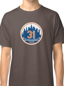 Mike Piazza #31 - New York Mets Classic T-Shirt
