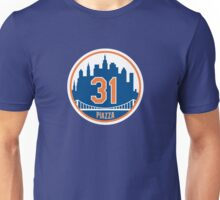 Mike Piazza #31 - New York Mets Unisex T-Shirt