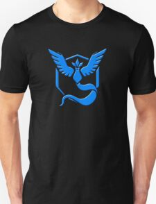 Team Mystic pokemon go Logo Unisex T-Shirt