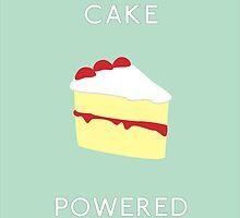 Cake Powered by Smallbrainfield