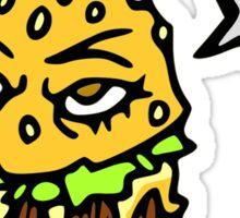 eat me Sticker