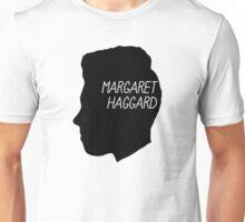 Margaret Haggard Logo - Black Unisex T-Shirt