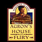 Agron's House of Fury (Spartacus) by figbash