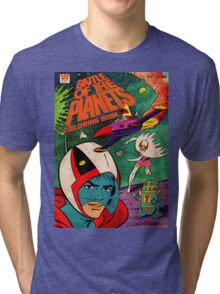 Battle of The Planets Tri-blend T-Shirt
