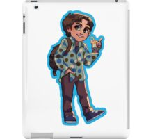 Xander Harris (Season 1) iPad Case/Skin