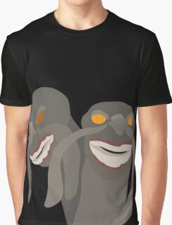 Kingseeker Frampt and Darkstalker Kaathe  Graphic T-Shirt