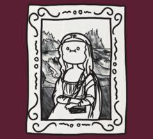 Mona Lisa by Lufumaybe