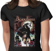 Apocalypse Tribe: Black Furies Revised Womens Fitted T-Shirt