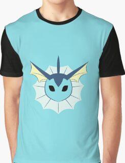 Splash Design Graphic T-Shirt