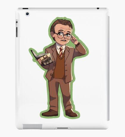 Rupert Giles (Season 1) iPad Case/Skin