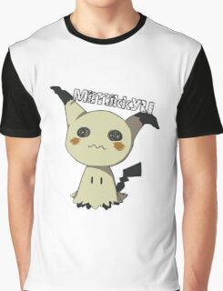 Pokemon Sun Moon Mimikkyu Graphic T-Shirt