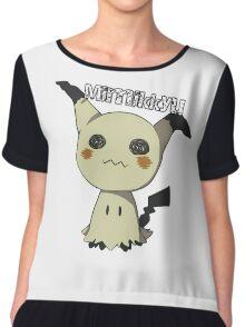 Pokemon Sun Moon Mimikkyu Chiffon Top