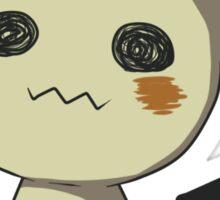 Pokemon Sun Moon Mimikkyu Sticker