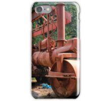 Abandoned Steam Roller iPhone Case/Skin