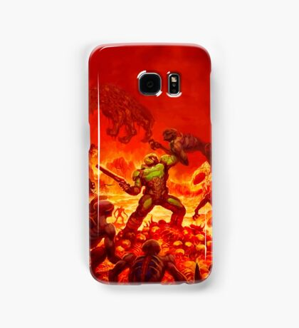 Hell Samsung Galaxy Case/Skin