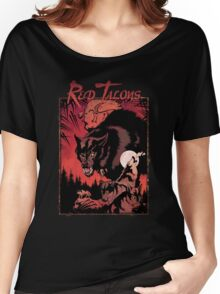 Apocalypse Tribe: Red Talons Revised Women's Relaxed Fit T-Shirt