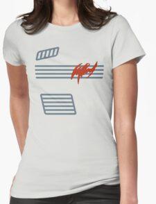 Bruce Wayne Shirt - Kenner 1990 Batman Action Figure Womens Fitted T-Shirt
