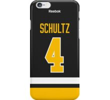Pittsburgh Penguins Justin Schultz Jersey Back Phone Case iPhone Case/Skin